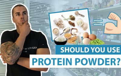 🤷🏽♀️🤔Should you use PROTEIN POWDER? 👍